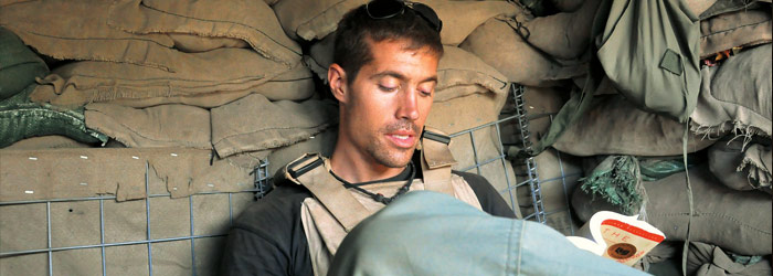 James Wright Foley:  Truth-Teller