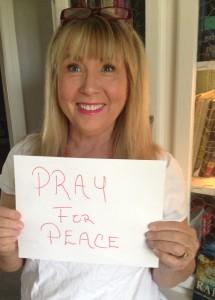 Pray for Peace.