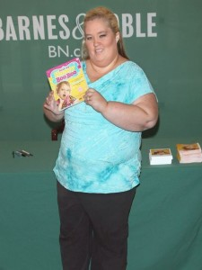 "Mama June is one of the stars of the hit reality TV show ""Here Comes Honey Book Boo."" The show was cancelled this week due to reports that Mama June had rekindled a relationship with a convicted sex offender."