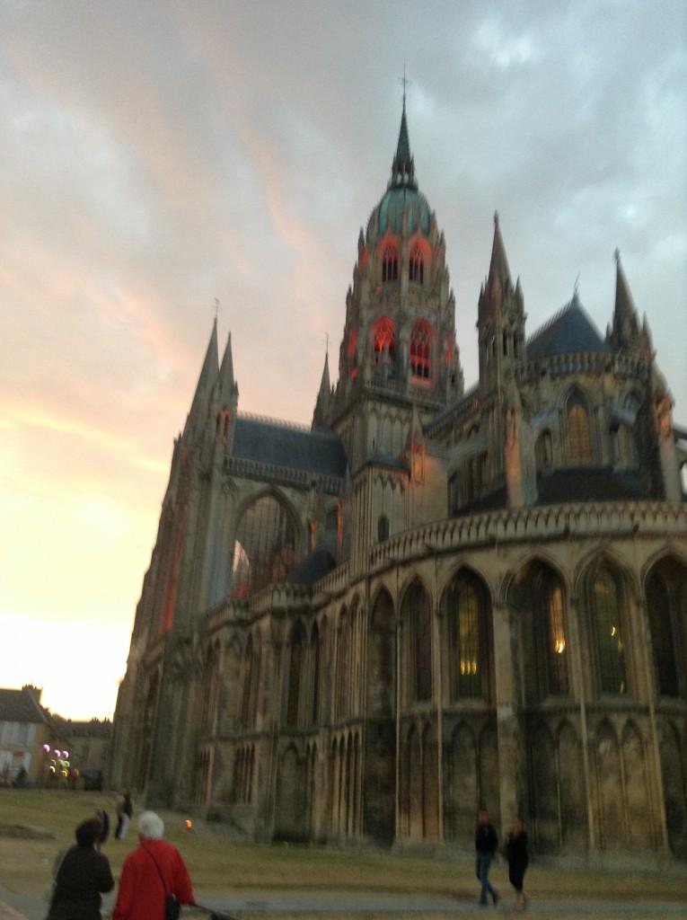 Bayeux.Church (1) - Copy