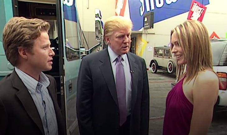 Trump's Sexual Assaults