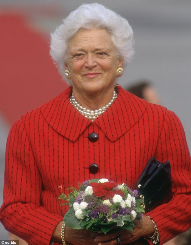 Beloved Barbara Bush