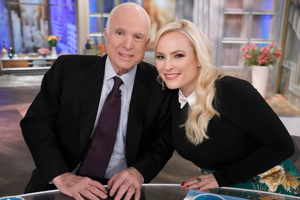 A Case for Meghan McCain