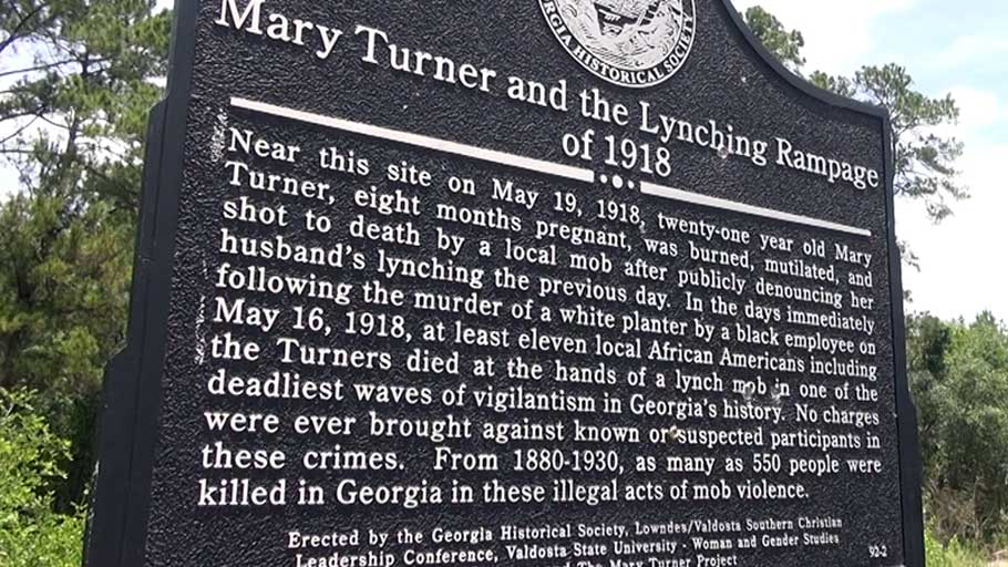Lynching is very American