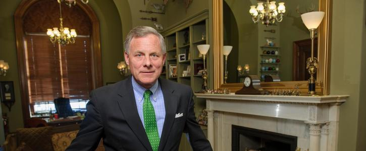 Senator Burr, I Wish I'd Known, But I Didn't Have the Money