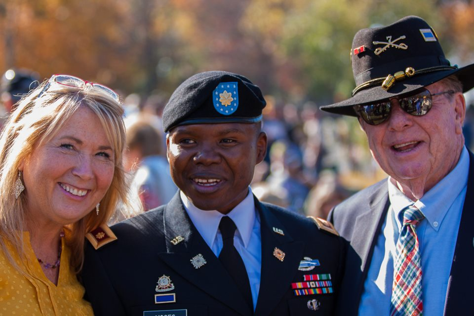 Honoring those other Veterans of War