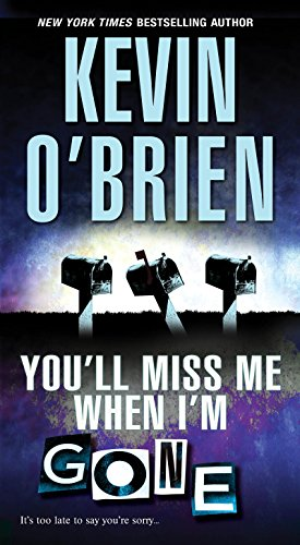 Book Giveaway #6: You'll Miss Me When I'm Gone