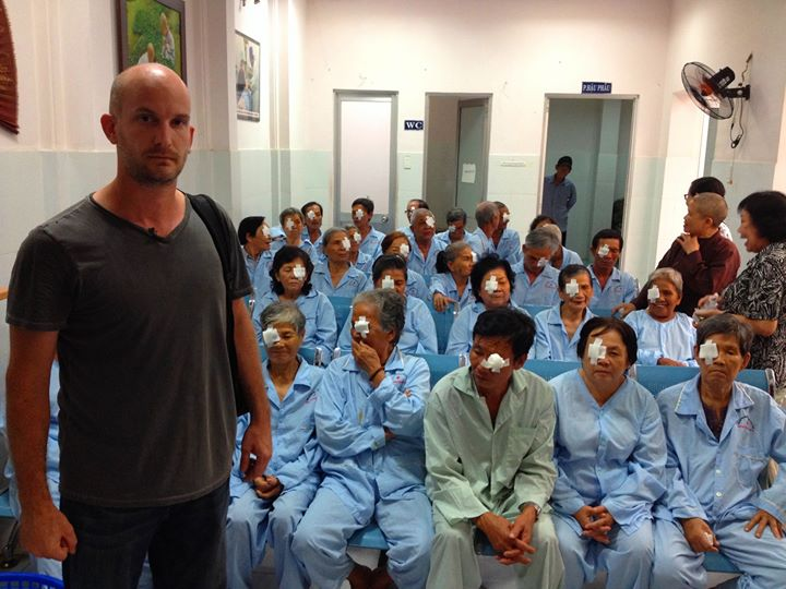 An Interview with Leon Logothetis: The Kindness Diaries