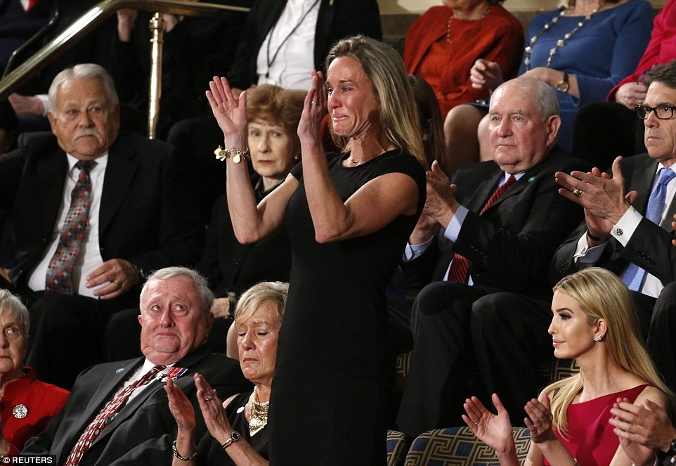 Gold Star Families: Making a President Look More Presidential