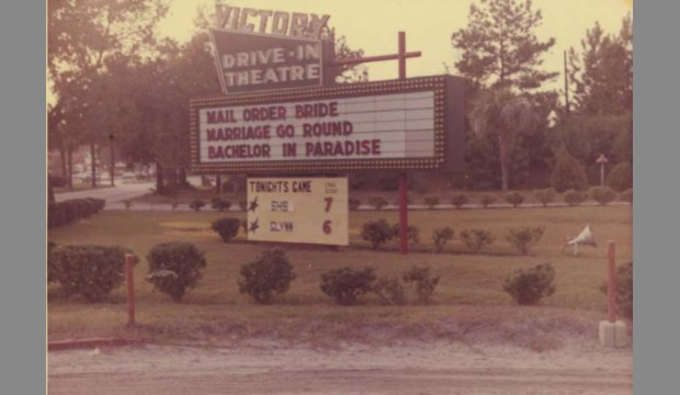 Victory Drive-In and other Sidelong Summer Jobs