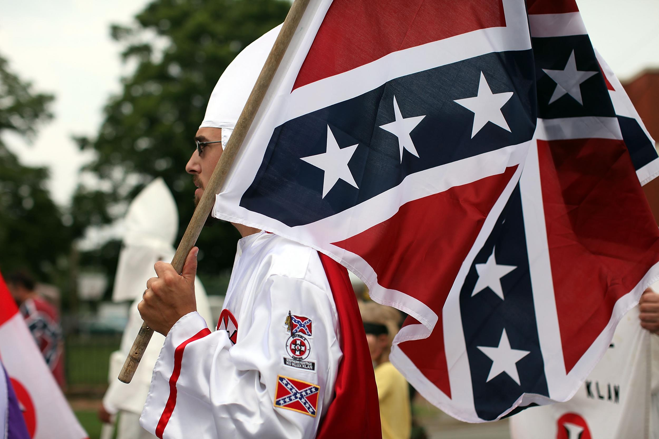 White Nationalism: The New (Old) Rebellion