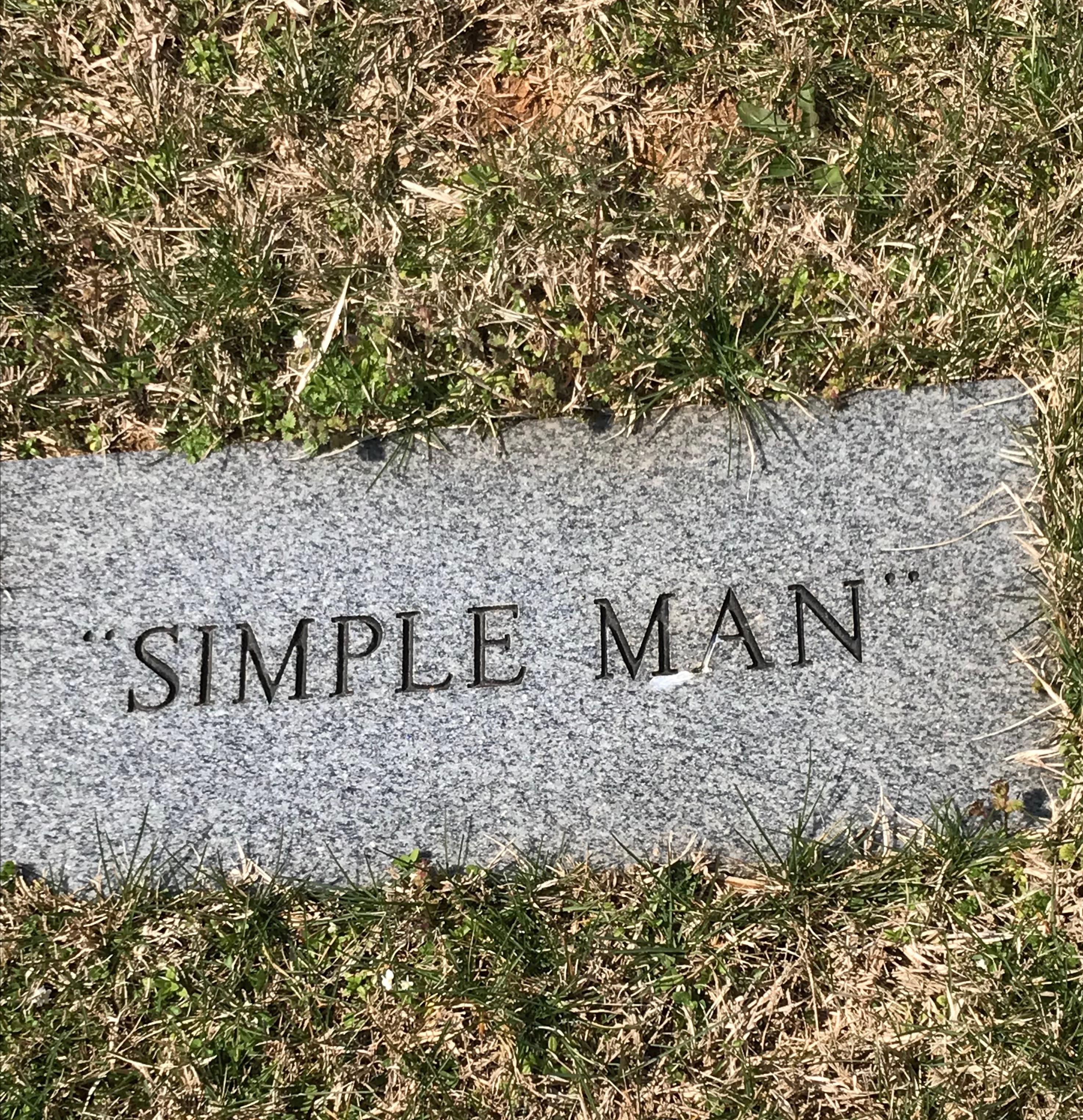 Choosing the Simple Way