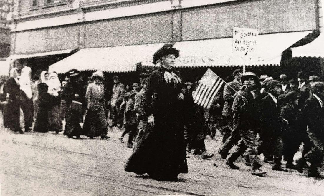 Follow the Example of Mother Jones