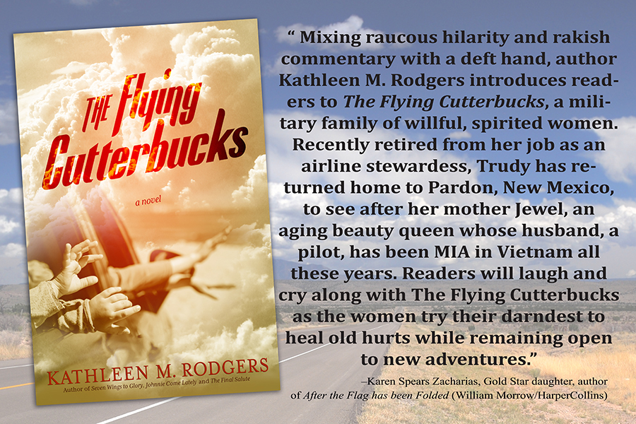 Book Launch Giveaway: The Flying Cutterbucks