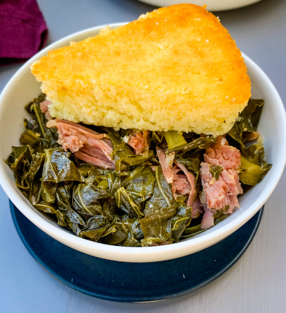 From Cornbread & Collards